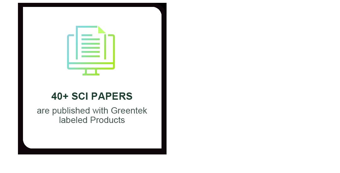 Greentek 40+ SCI PAPERS